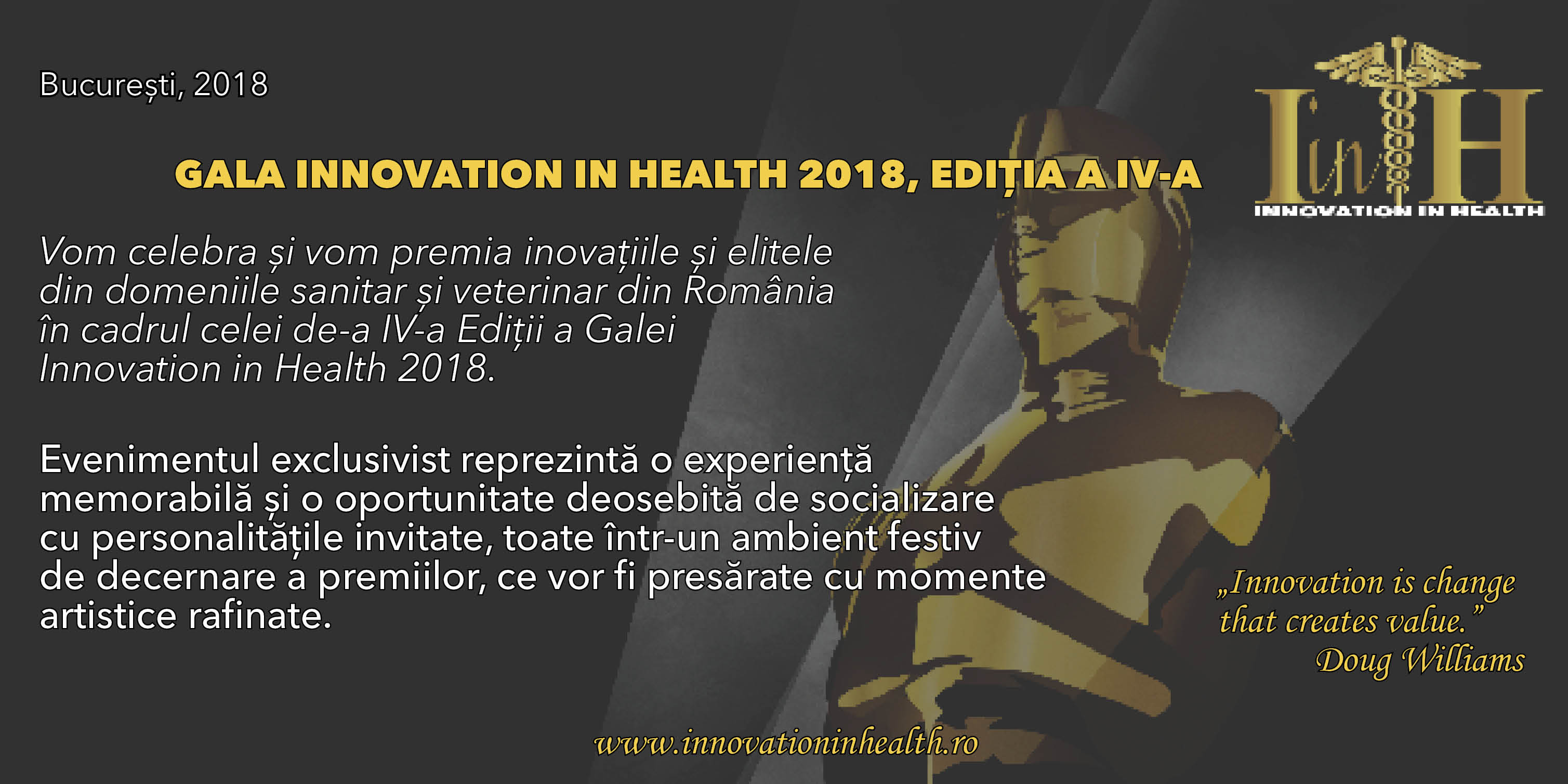 Gala Innovation in Health 2018